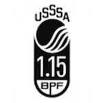 USSSA Sticker